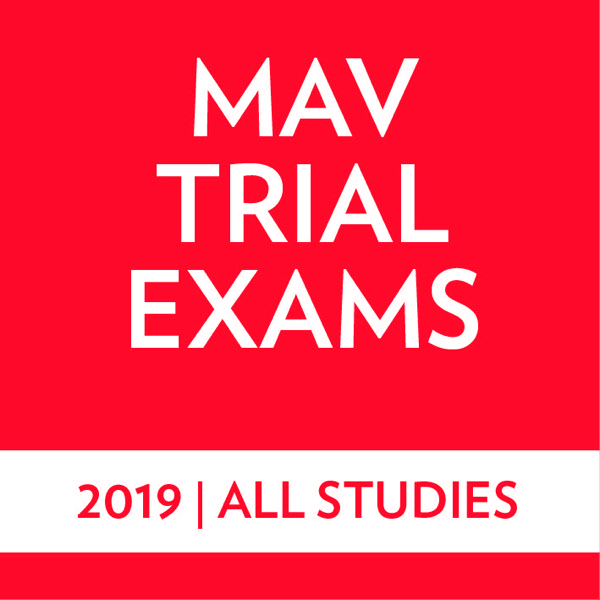 MAV trial exams