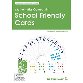 Mathematics Games with School Friendly Cards